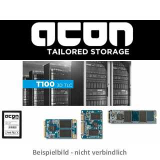 ACON - T Line T100 - USB 3.0 Delta Black 3D TLC Technology - 32GB - Toshiba - Temp:0-70 - PS2251-07+TSB BICS3 TLC 256Gb*1
