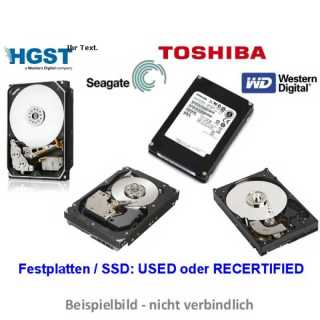 Seagate - Barracuda - Festplatte - 4 TB - intern - 3.5 (8.9 cm) - SATA 6Gb/s 5400 rpm Puffer: 256 MB - RECERTIFIED