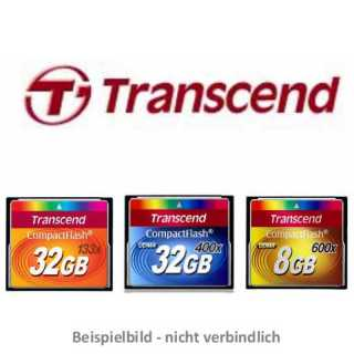 Transcend -  16GB CF Card, MLC, 1066X
