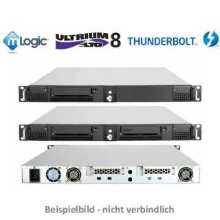 mLogic  - THUNDERBOLT LTO - mRack Thunderbolt3 LTO-8 with Xendata 6 for Windows