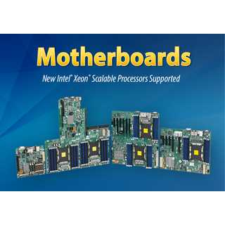 Supermicro - Motherboard X10SBA (retail pack)