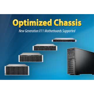 Supermicro - SuperChassis 216BE2C-R920WB (black)