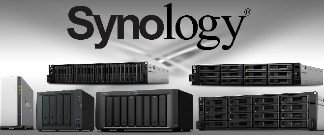 Synology - Sortiment 2020 / 2021