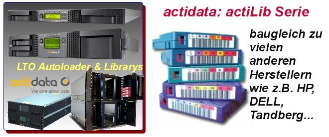actiLib Automation - more than Backup